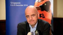 Titular de la FIFA pide 'cero tolerancia' con abusos sexuales