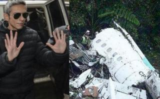 Chapecoense: Detienen al hijo del gerente de aerolínea Lamia
