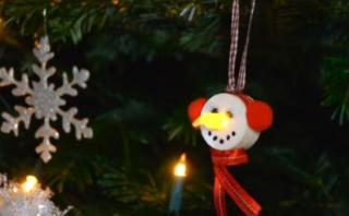 YouTube: decora tu casa para Navidad con pocos materiales
