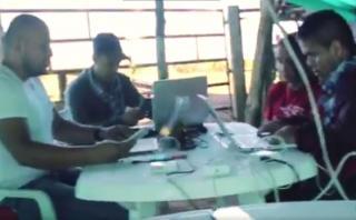Las FARC se suman al reto del maniquí [VIDEO]