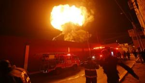 Ate: Explosiones causaron alarma entre vecinos durante incendio