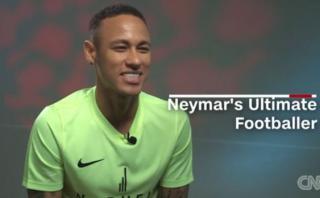 Neymar: este es el prototipo de futbolista ideal del brasileño