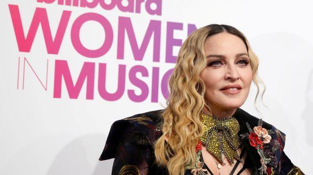 Madonna ofrece desgarrador discurso al recibir premio Billboard