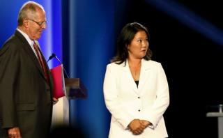 Aprobación de PPK y Keiko Fujimori bajó en medio de pugnas