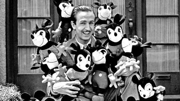 Walt Disney: 50 años de la muerte del Tío Walt