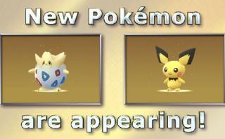 Pokémon Go: confirmada la llegada de los pokémones de Johto