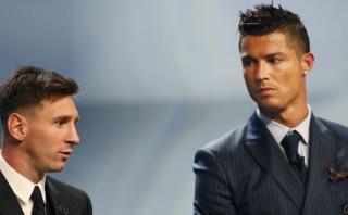 Cristiano respondió qué pasaría si jugara al lado de Messi