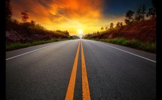 Conoce las carreteras sin límites de velocidad en el mundo