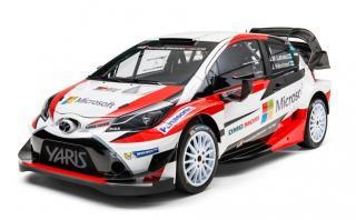 WRC: Estos serán los autos que verás en la temporada 2017