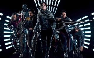 """Rogue One"": esto dice la crítica especializada del filme"
