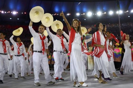 Río 2016 y la espectacular inauguración que regaló los JJ.OO