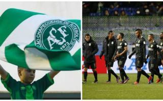 Atlético Nacional: Chapecoense enalteció al club pese a derrota