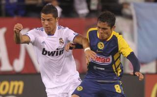 Real Madrid-América: el día que Cristiano le anotó a mexicanos