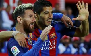 Luis Suárez reveló qué necesita para ser feliz tras renovación