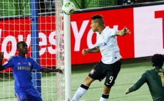 Paolo Guerrero: el gol que enloqueció al Corinthians [VIDEO]