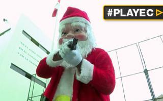 La estrategia de la PNP para capturar a delincuentes en Navidad