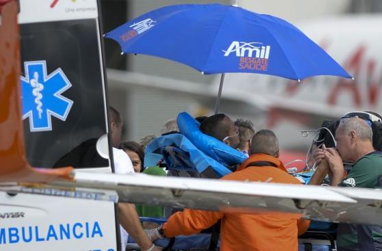 Chapecoense: Colombia despide a último sobreviviente del choque