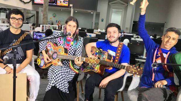 Vivo x el Rock 8: Aterciopelados tocó en vivo para El Comercio