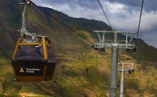 Kuélap y más: Los teleféricos más alucinantes en Latinoamérica