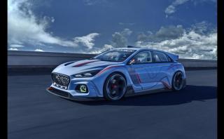Hyundai RN30 Concept: un auto con espíritu de rally