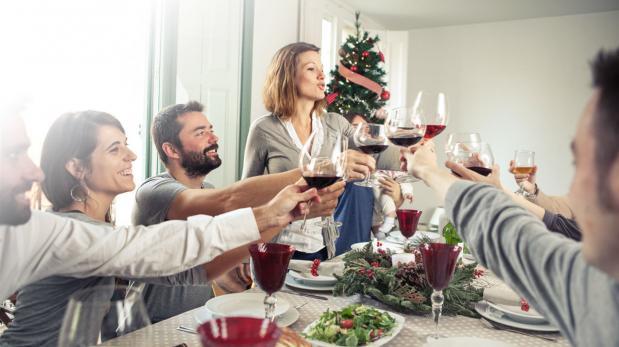 Guía completa disfrutar la Navidad sin engordar en el intento