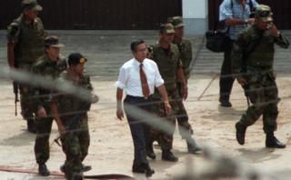 """Fujimori recuerda """"satisfecho"""" el rescate de rehenes del MRTA"""