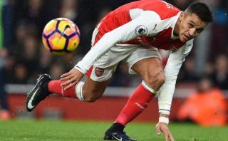 Alexis Sánchez quisiera jugar con esta leyenda del Arsenal