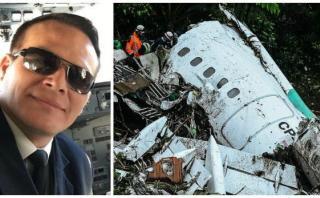 Chapecoense: El piloto no tenía suficientes horas de vuelo