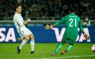 Cristiano y los dos goles claves que marcó en el tiempo extra