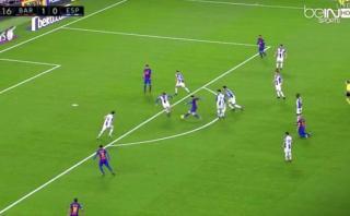 Show de Messi: crack dejó regados a 4 rivales y Suárez anotó