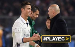 Cristiano Ronaldo: ¿Qué dijo luego de ganar Mundial de Clubes?