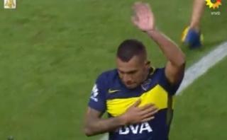 Carlos Tevez se despidió de La Bombonera entre lágrimas [VIDEO]