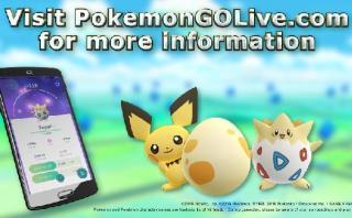 Pokémon Go: en las zonas al aire libre hay más criaturas