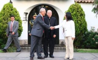 La tregua de PPK y Keiko, la columna de Héctor Villalobos