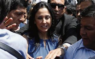 Nadine Heredia: sala dejó al voto pedido de prisión preventiva