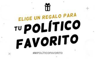 Navidad: ¿Qué regalo le darías a los políticos peruanos?