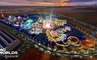 Así será el nuevo parque temático de Nickelodeon en Dubái
