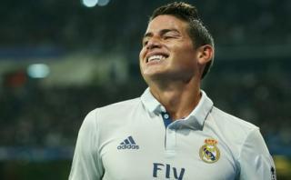 James Rodríguez no podría desligarse del Real Madrid