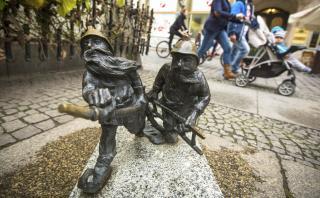 Ciudad de duendes: Breslavia y sus mágicos 'habitantes'