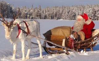 Los mejores mensajes de Papá Noel en Finlandia [VIDEO]