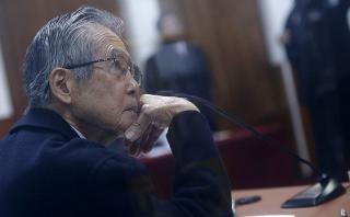 Alberto Fujimori reclama por servicios de agua y luz en prisión