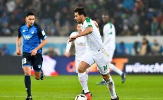 Con Pizarro: Bremen empató 1-1 ante Hoffenheim por Bundesliga