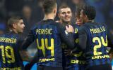 Inter de Milán goleó 3-0 a Lazio con doblete de Mauro Icardi