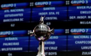 Copa Libertadores 2017: mira el fixture del torneo continental