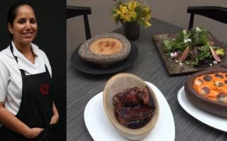 ¿Qué cenan los chefs en Navidad? La mesa de Arlette Eulert