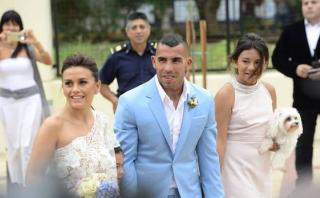 La boda de Tevez: dos países, 4 días y 260 invitados