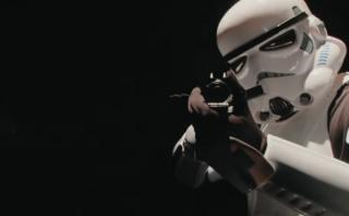 "¿Qué se siente actuar de stormtrooper en ""Star Wars""? [VIDEO]"