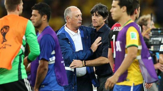 """Luiz Felipe Scolari: """"Tomará dos mil años para otro 7-1"""""""