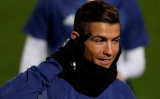 Facebook: Cristiano Ronaldo así pasa vacaciones de fin de año