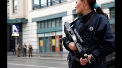Bélgica: Policía desactiva una bomba en Bruselas